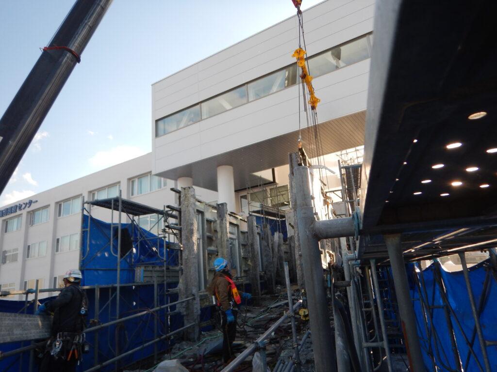 北海道医療センター病棟等新築整備工事